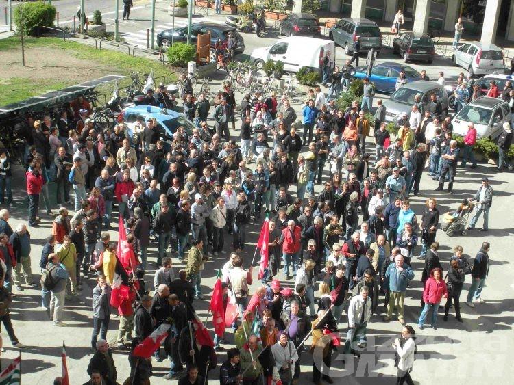 Forestali, i sindacati confermano il volantinaggio
