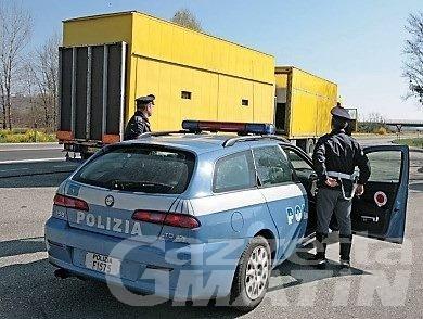 Courmayeur: tir contromano in autostrada, revocata la patente all'autista