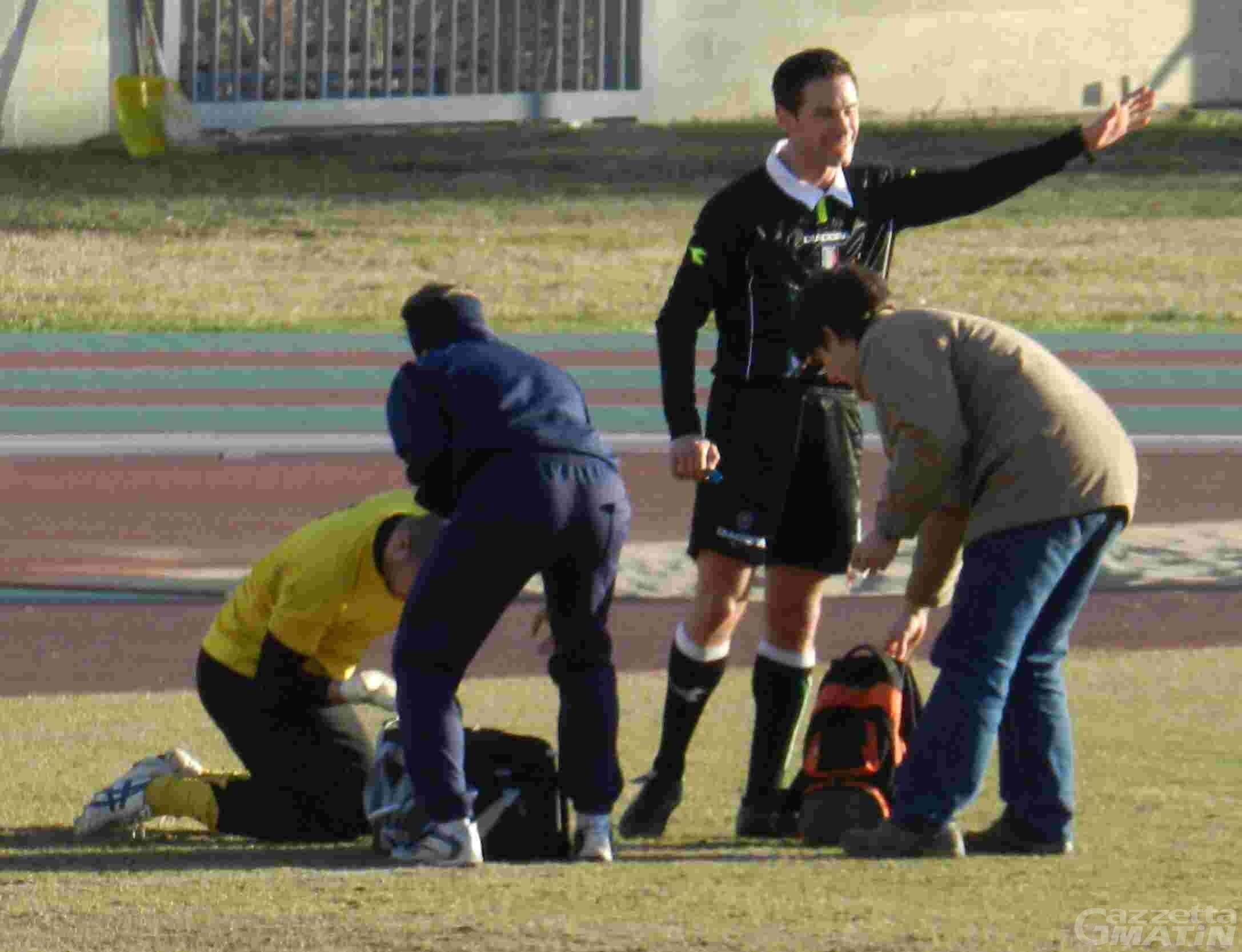 Calcio: Emiliano è sfebbrato, Tulino giocherà steccato