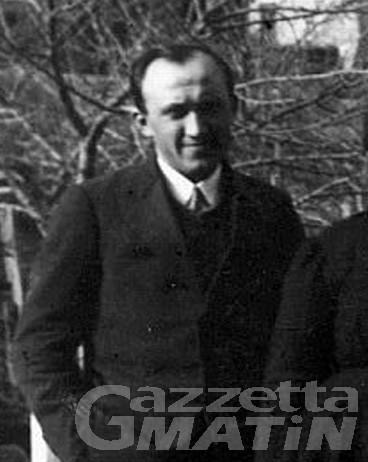 Uv commemora l'anniversario della morte di Emile Chanoux