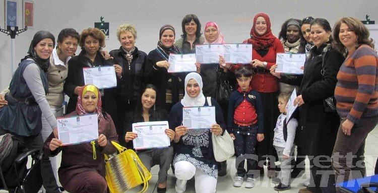 Certificazione CISL per 19 donne straniere