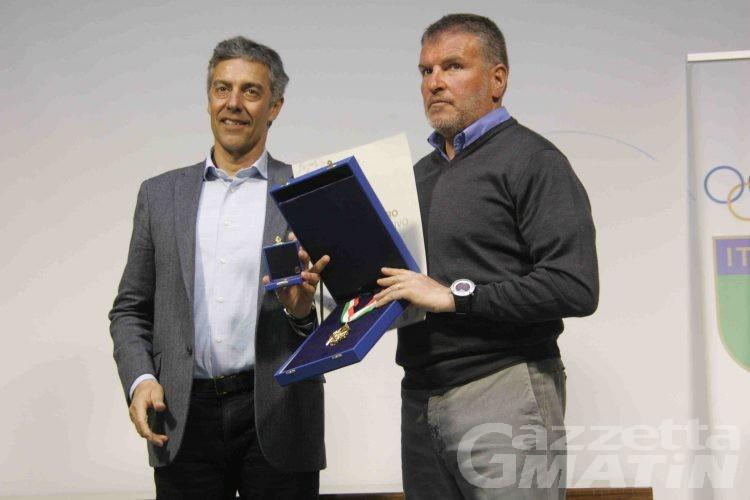 Calcio: Marco Albarello confermato delegato FIGC di Aosta