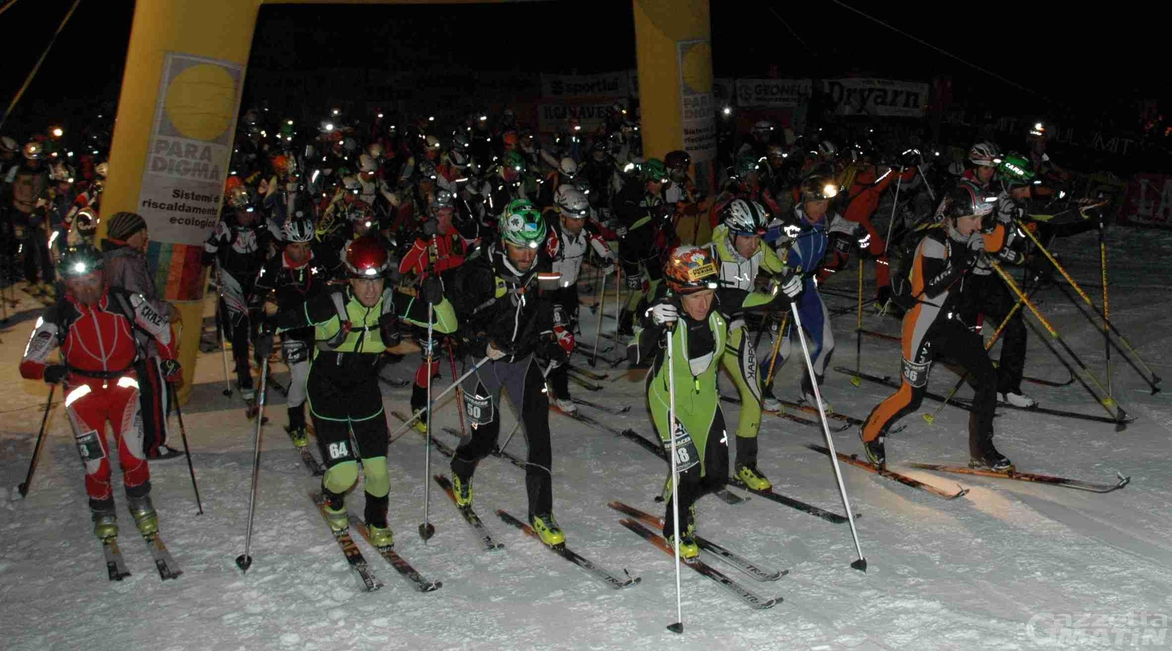 Scialpinismo: Dennis Brunod vince a Torgnon