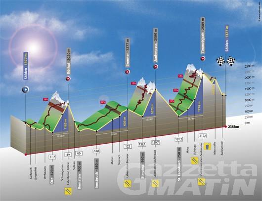 Ciclismo: due valdostani alla Ötztaler Radmarathonche
