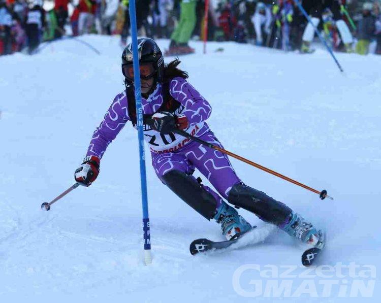 Sci alpino: i francesi in testa al Memorial Fosson