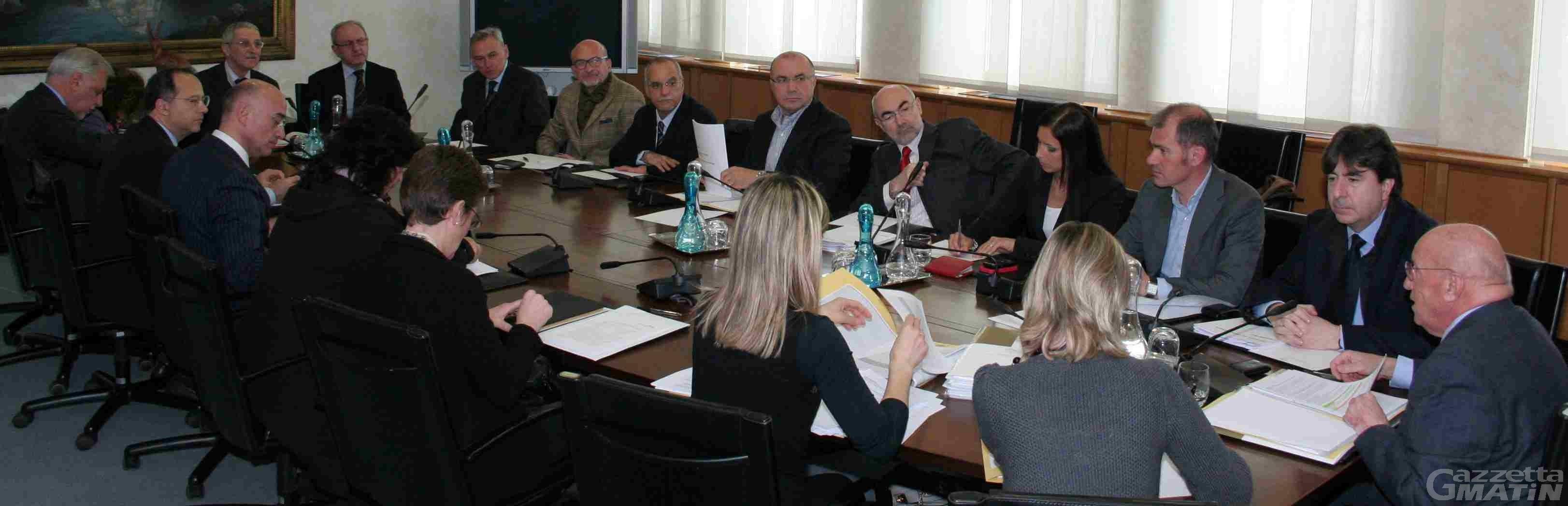 Corte dei Conti e Presidenza della Regione: collaborazione assicurata