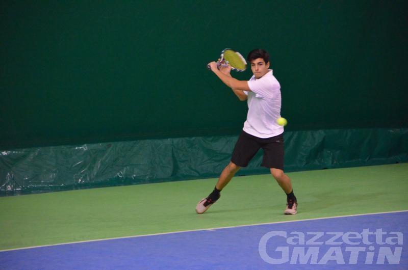 Tennis: Matthieu Viérin negli ottavi del Memorial Minini