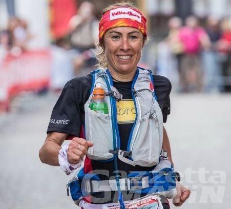 Ultra Trail: argento tricolore per Francesca Canepa