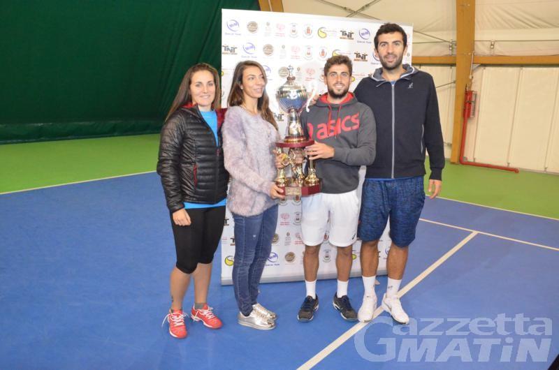 Tennis: domani a Châtillon scatta il Memorial Giorgio Minini