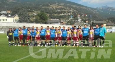 Calcio: il Novara dilaga nella prima amichevole