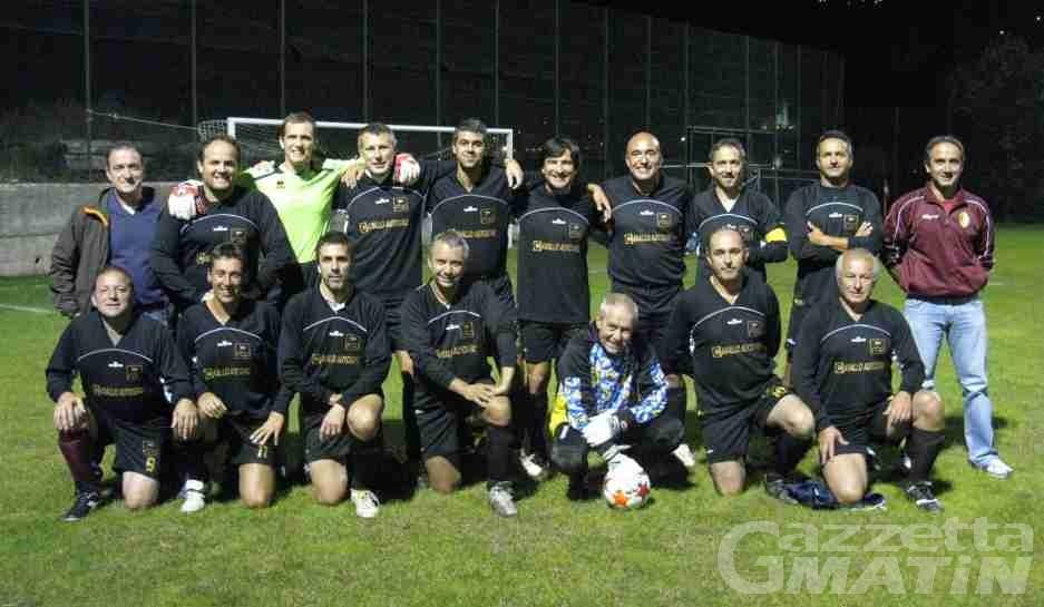 Calcio: nel campionato Veterani cade il Casinò