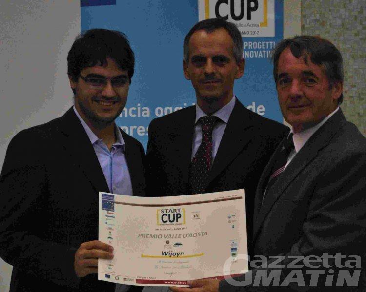 Al progetto Wijoyn il premio VdA della Start Cup