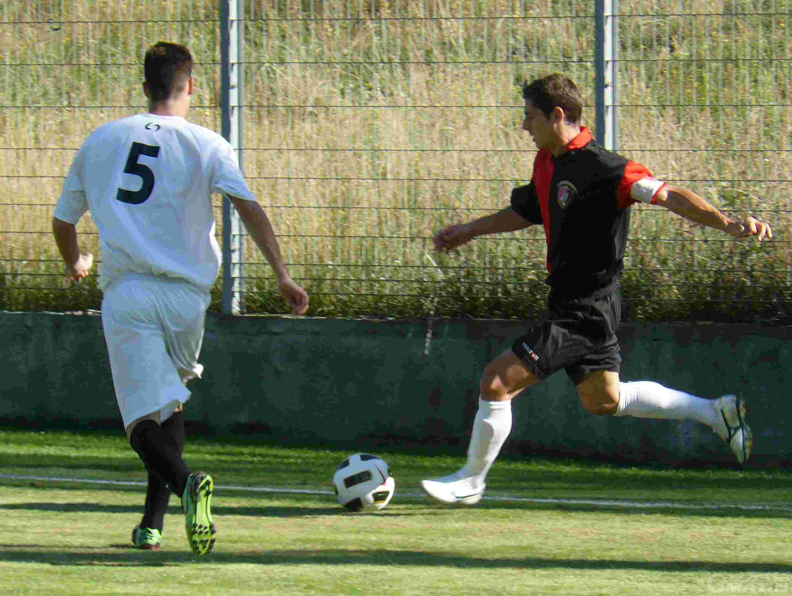 Calcio: mercoledì sera l'Aygreville sfida lo Sciolze