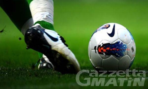 Calcio: il Grand Combin fuori dalla Coppa Piemonte
