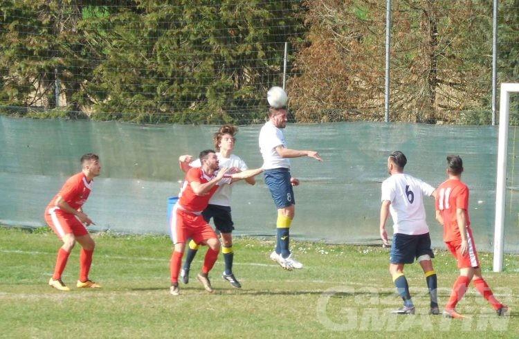 Calcio: colpo del P.D.H.A., lo Charva si salva in extremis