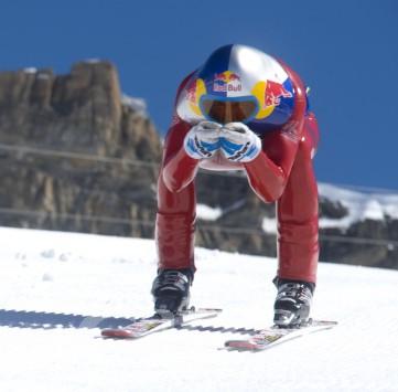 Sci di velocità: a Verbier trionfa ancora Schrottshammer