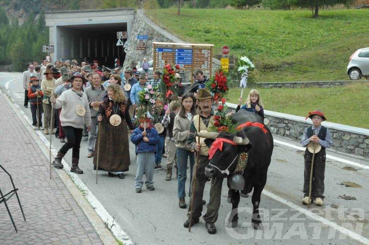 A Cogne e Valgrisenche arpian in festa