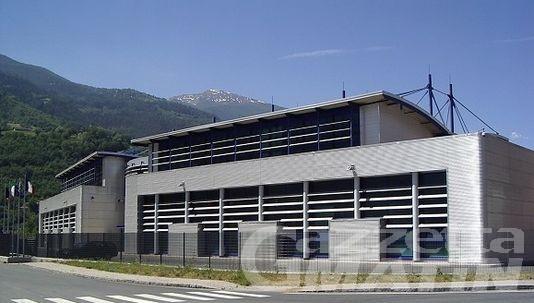 Vallée d'Aoste Structure in profondo rosso