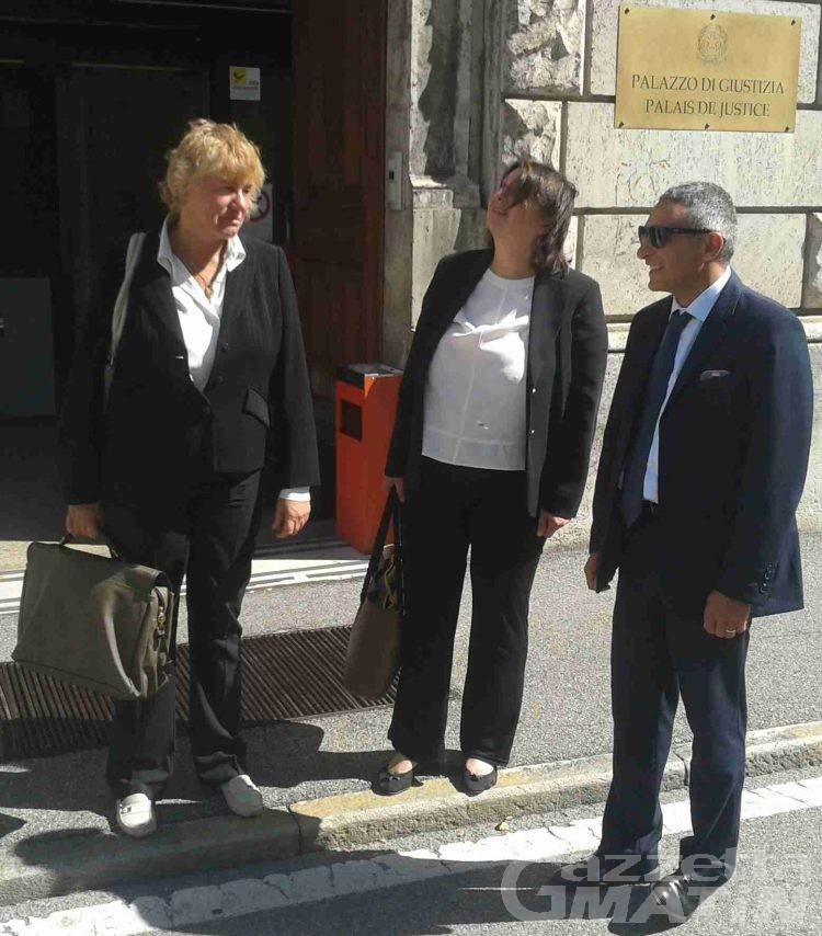 'ndrangheta Aosta, parla l'ex segretaria Donatella D'Anna: scoperto e denunciato appalti dal 2015