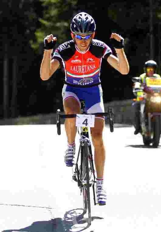 Ciclismo: Ramella e Plat ok sul San Carlo