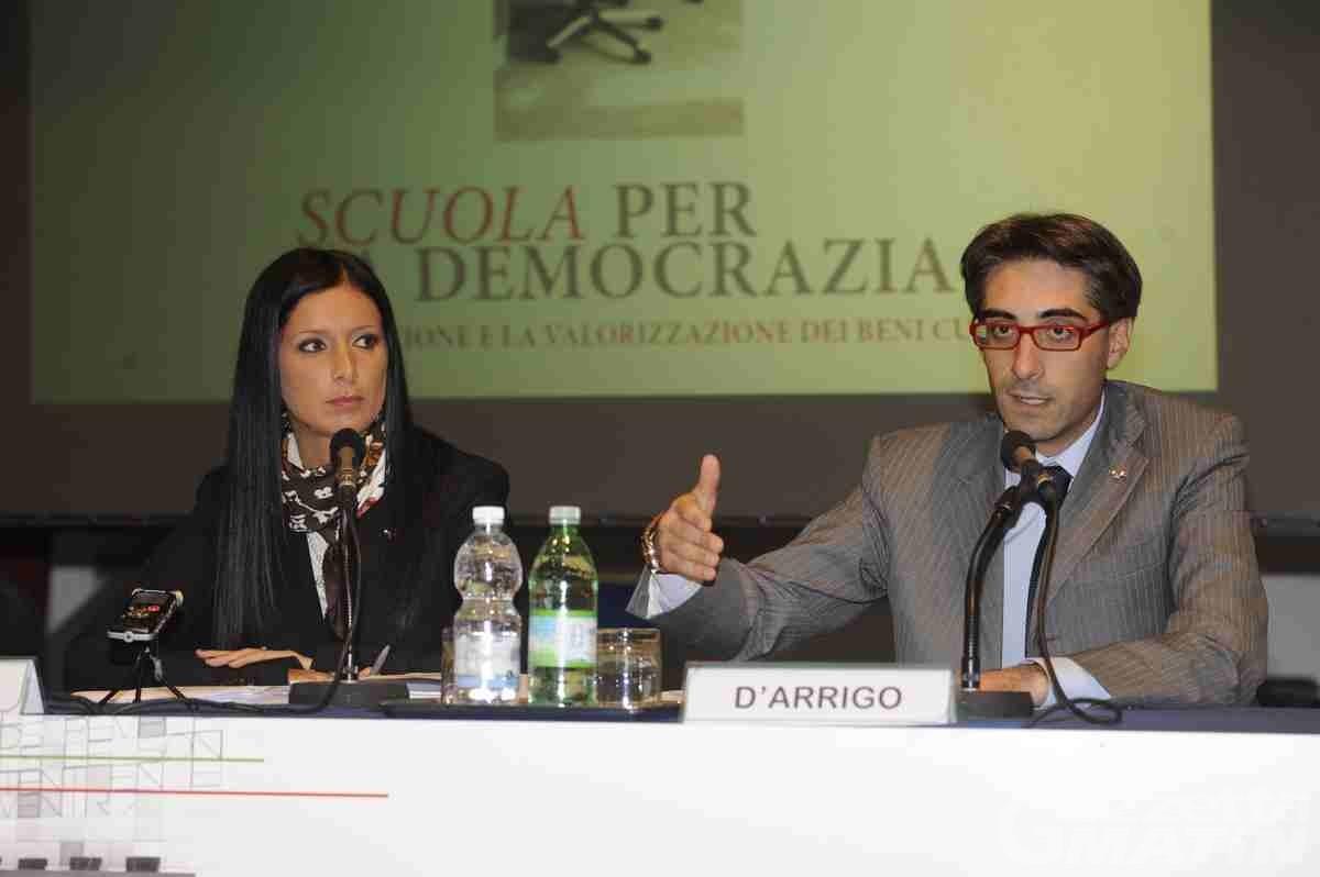 A scuola di democrazia si discute di beni culturali