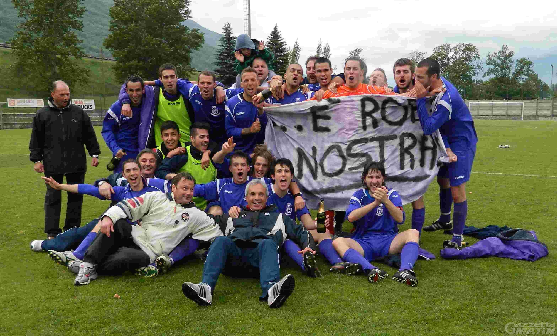 Calcio: il Quart torna in Prima Categoria