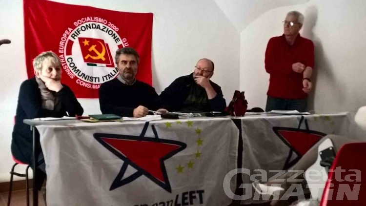 Prc: comunisti a congresso a Châtillon