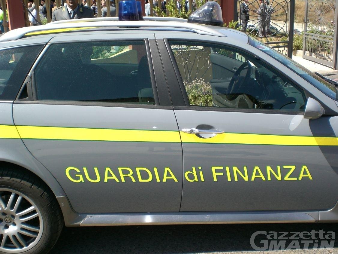 Affitti in nero, la Gdf scopre evasione fiscale per  450 mila euro