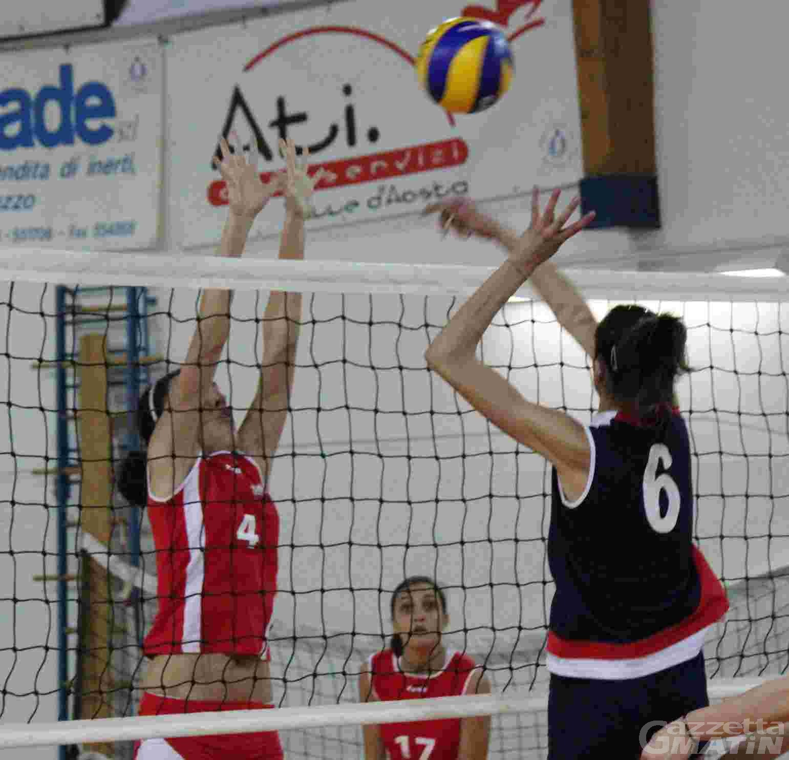 Volley: crollano Bruno Tex e Cogne Acciai Speciali