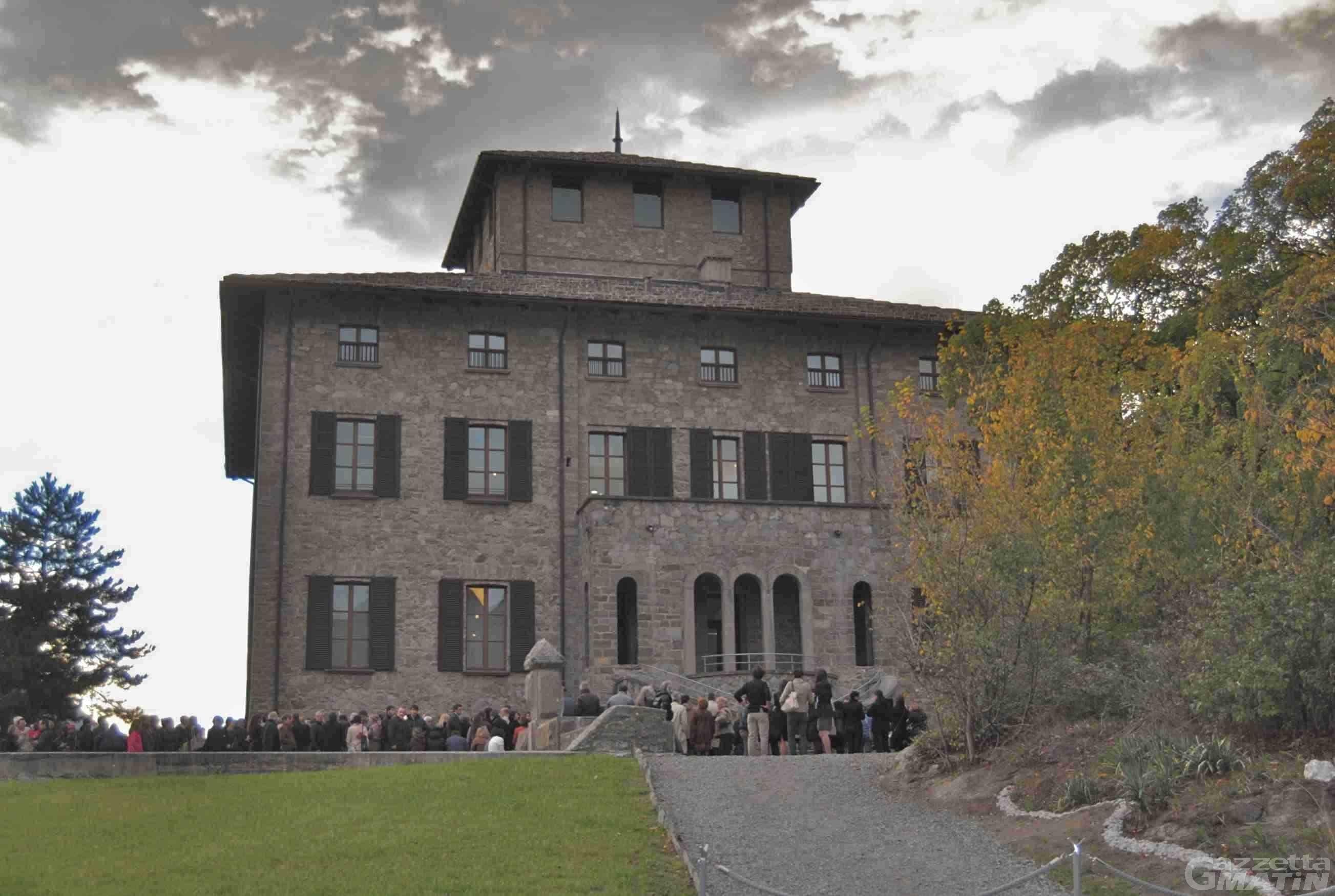 Al via le visite guidate al museo Baron Gamba