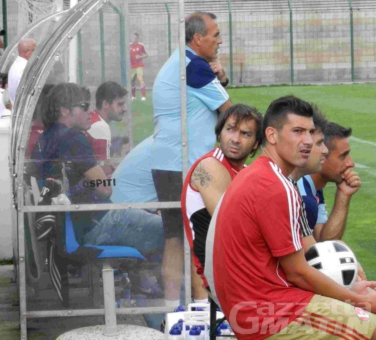 Calcio: il Varese segna nove gol al Monte Cervino