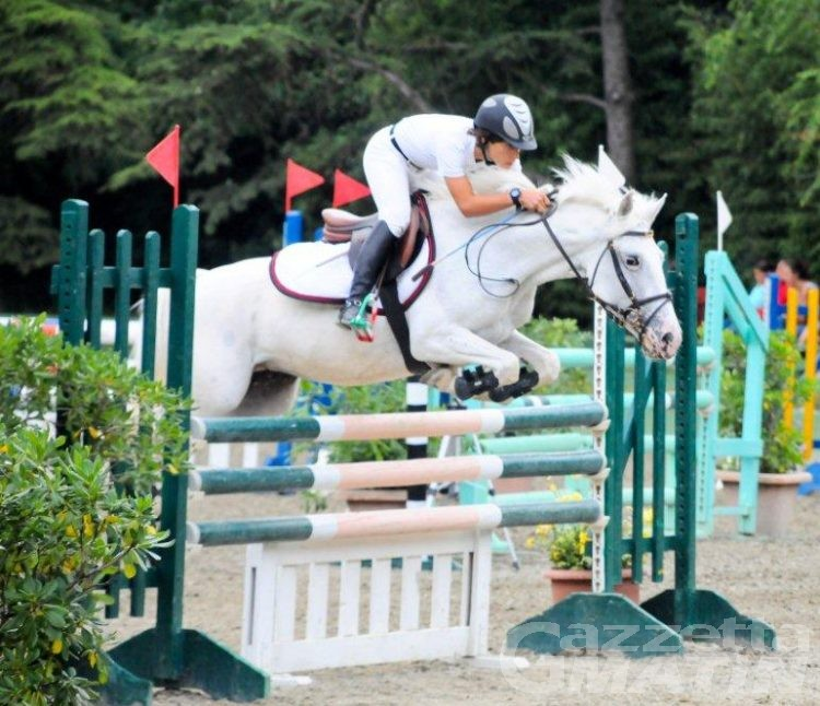 Equitazione: François Spinelli si impone a Manerbio