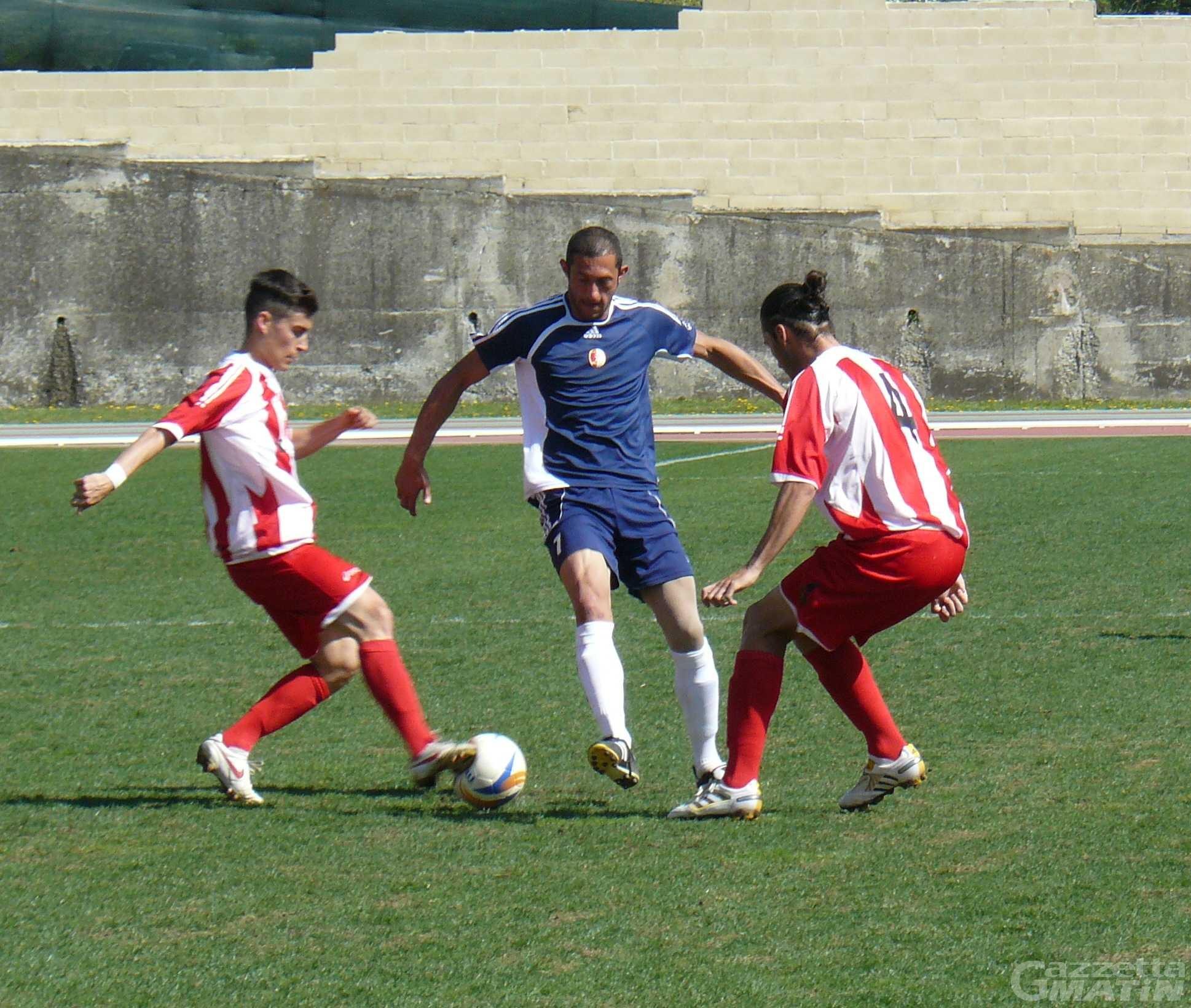 Calcio: St-Chri VdA e Monte Cervino avanzano in Coppa
