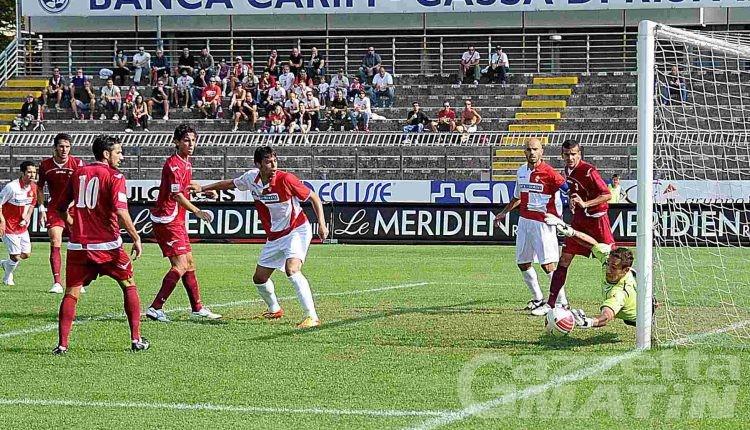 Calcio: il Vallée d'Aoste perde anche a Rimini