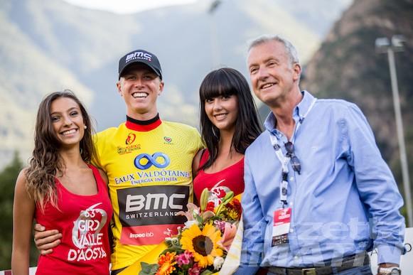 Giro della Valle: Ejsenhart prima maglia gialla