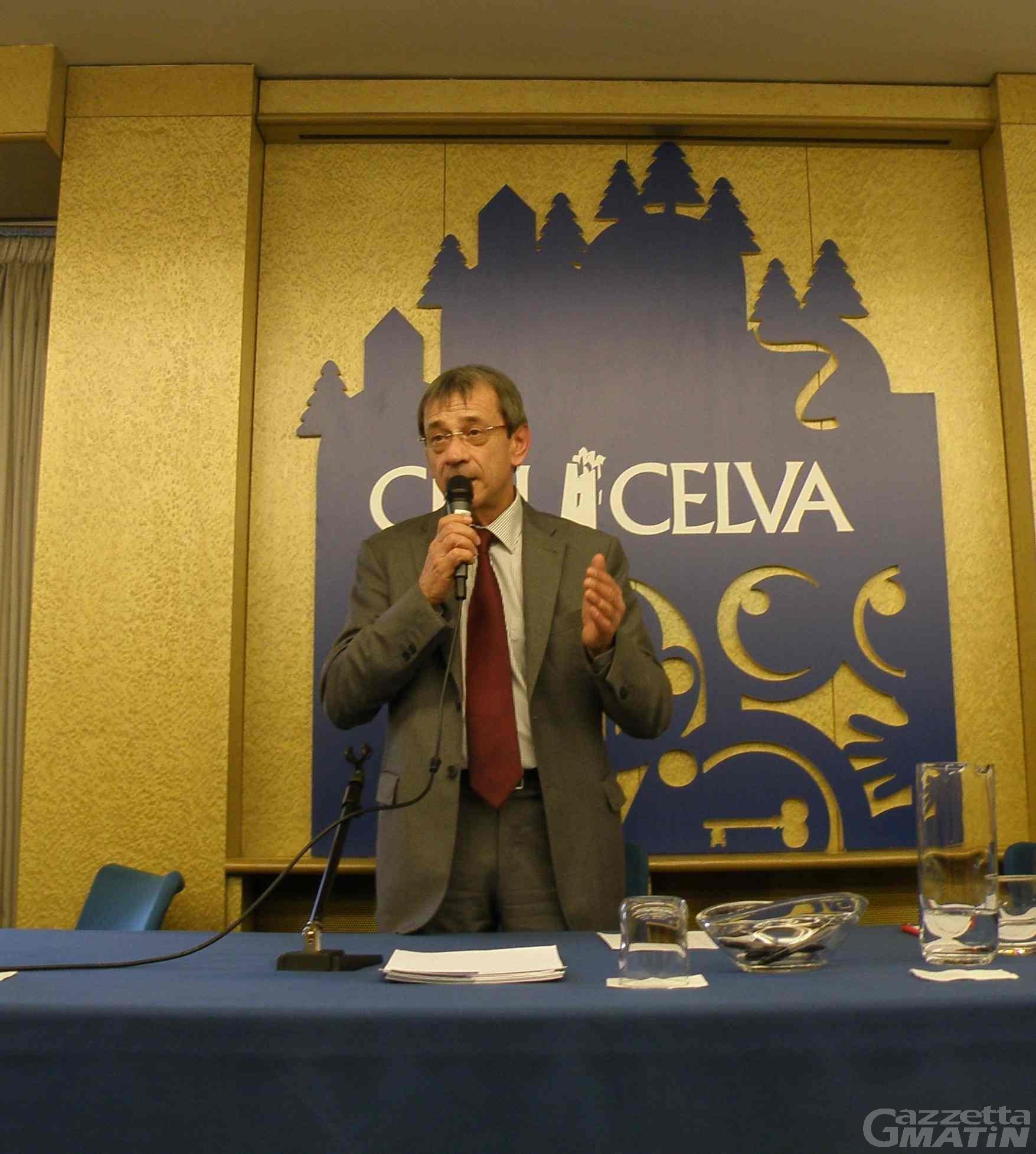 Cade dalla bici, ferito l'ex sindaco di Aosta Bruno Giordano