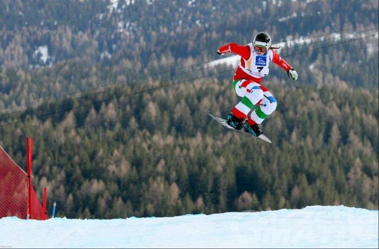Snowboardcross: a Cervinia anche il recupero di Montafon