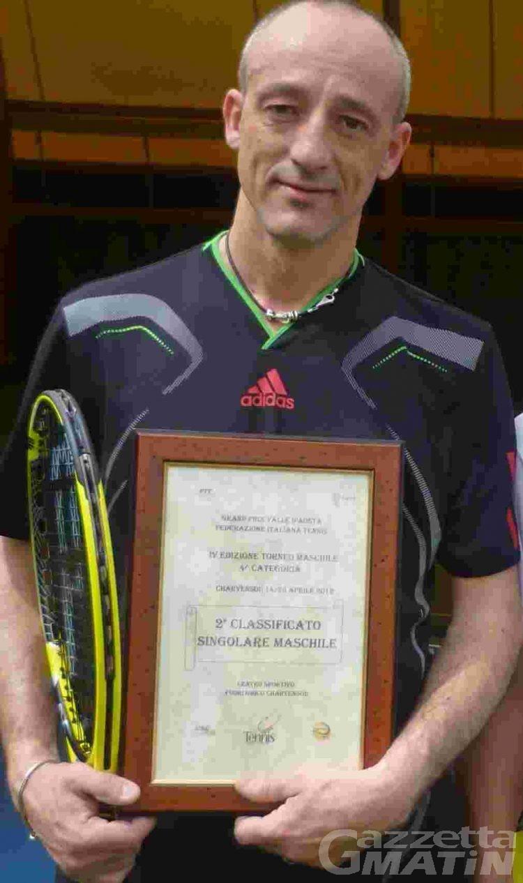 Tennis: torneo open da domani a Sarre