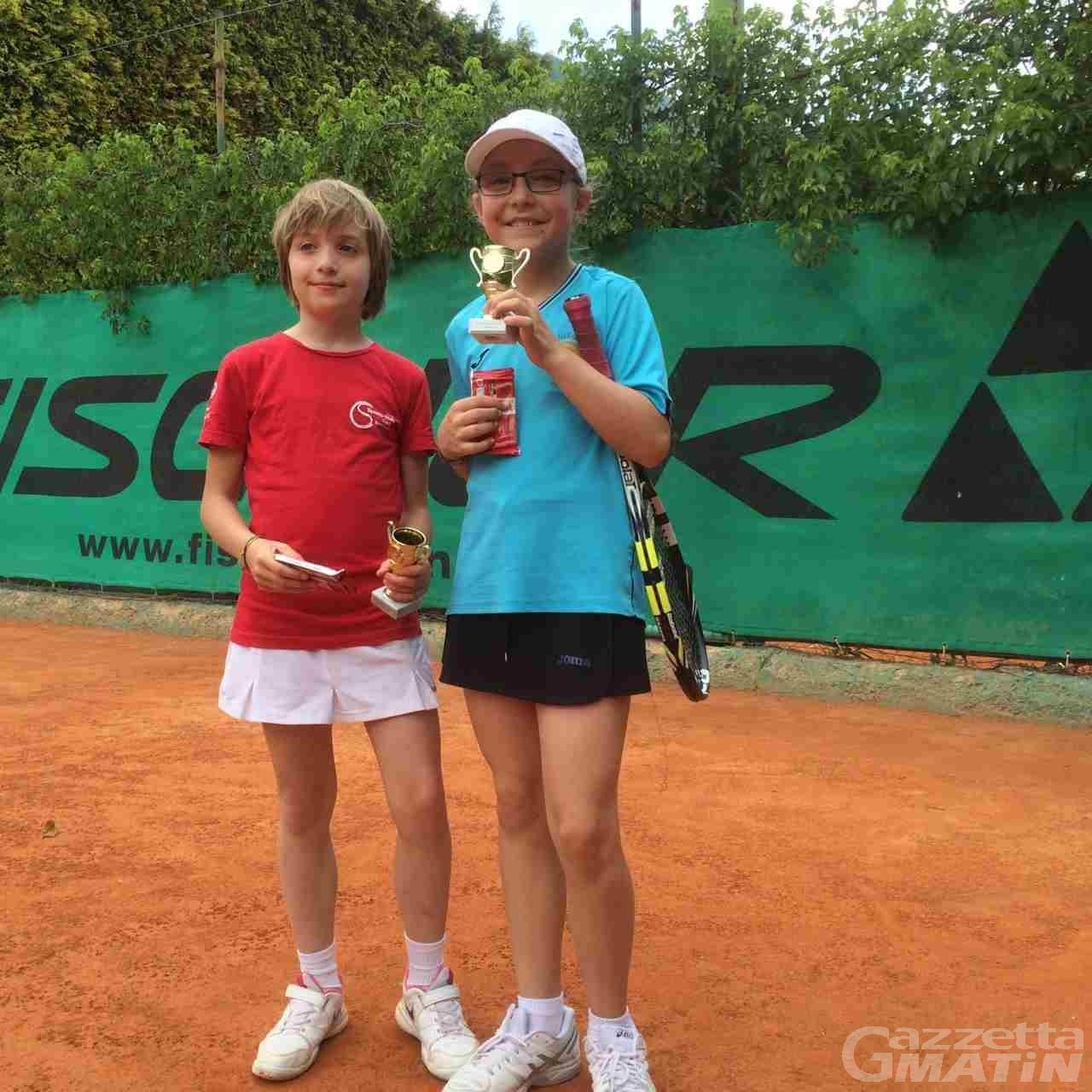 Tennis: il Master Cerbiatto a Grumolato e Gallino