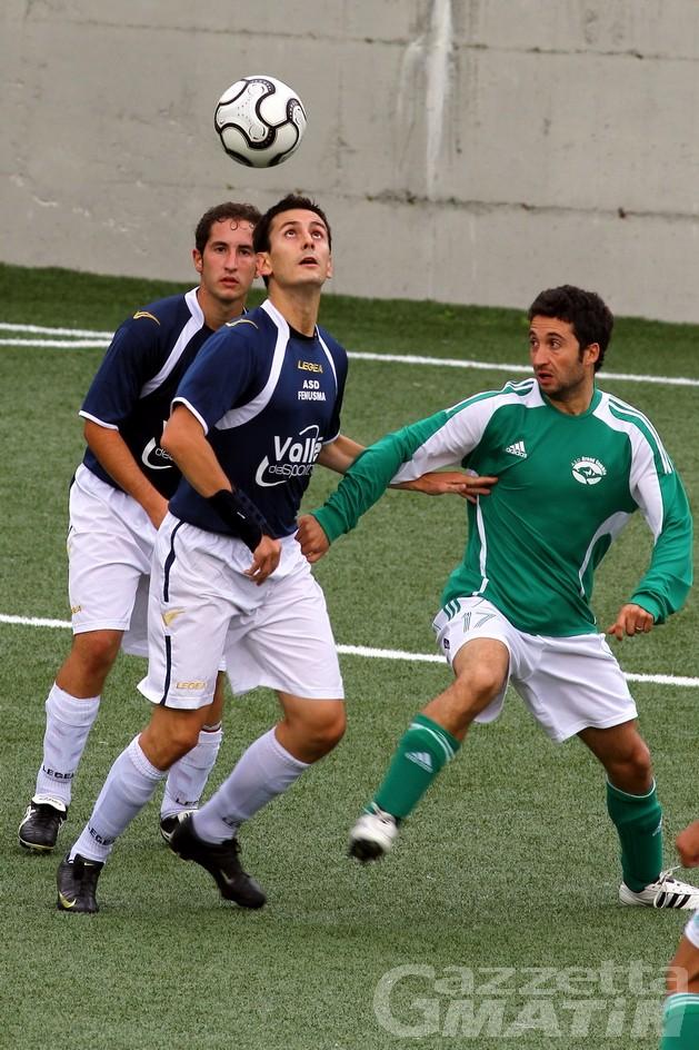 Calcio: nel turno infrasettimanale sorride soltanto il Fenusma