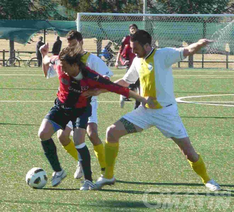 Calcio: l'Hône Arnad prende anche Moro
