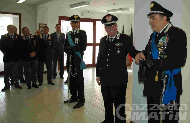 Carabinieri: si è insediato il nuovo comandante