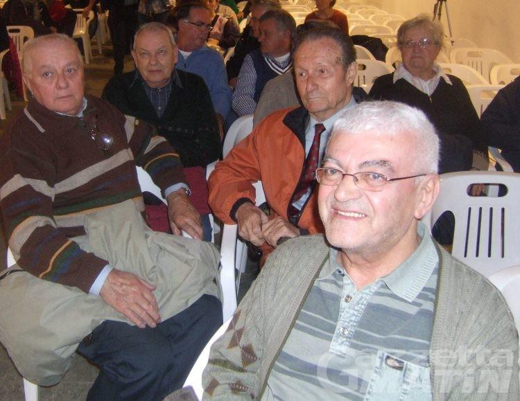 Verrès: 60 anni da sogno per il coro verrezziese