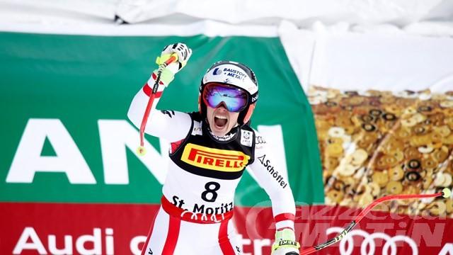 Mondiali sci: Federica Brignone 8a nel SuperG di Saint Moritz