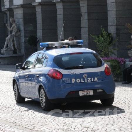 Aosta, nigeriano denunciato per oltraggio a pubblico ufficale