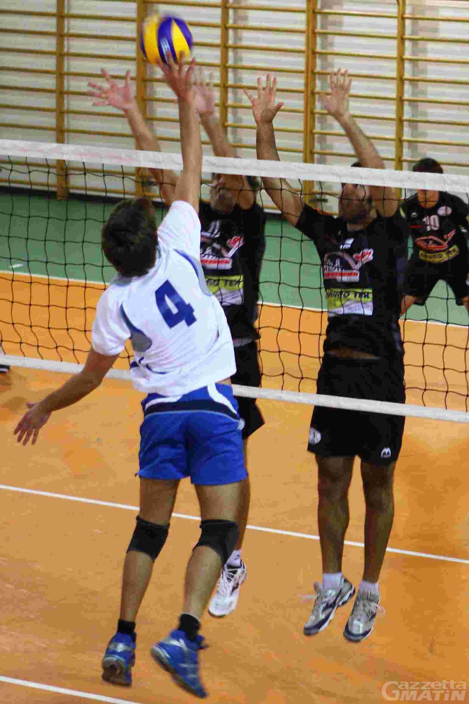 Volley: doppietta del Bruno Tex Olimpia