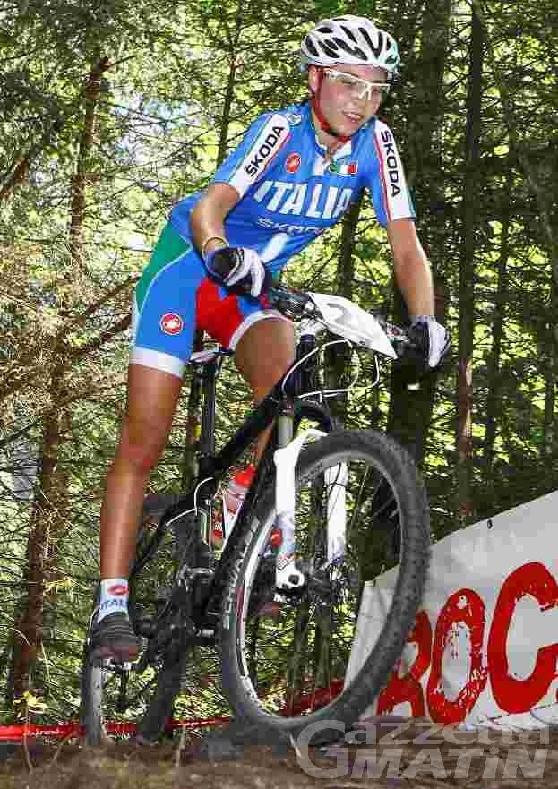 MTB: Sara De Leo trionfa nella Serra Bike