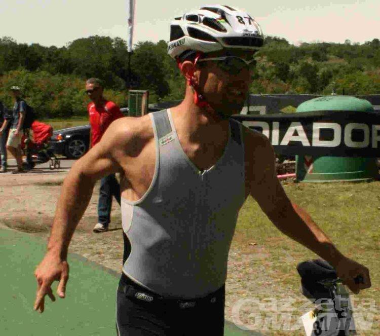 Ironman: Daniele Danne al traguardo dell'Europeo