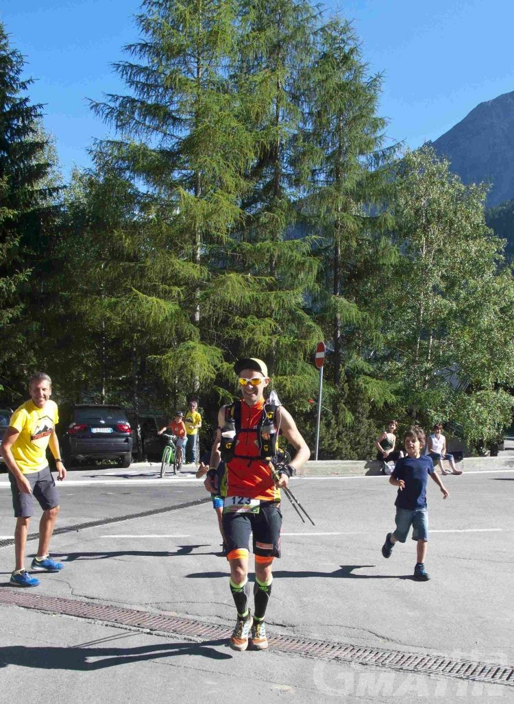 Trail: super week end di Collé e Cavallo