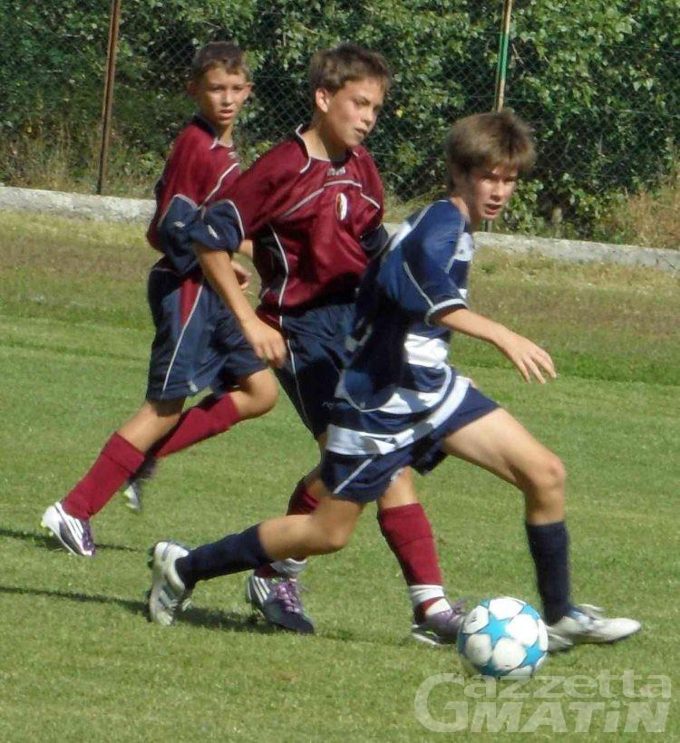 Calcio giovanile: primo seduta per la Rapp Giovanissimi